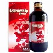 SBL Ferrumsip Syrup Iron Tonic