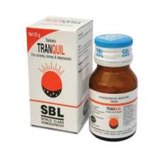 SBL Tranquil-for Anxiety Stress Depression Insomnia