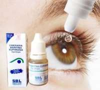 SBL Cineraria Maritima Euphrasia Eye Drops