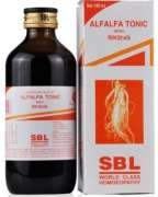 ALFALFA Tonic with Ginseng SBL