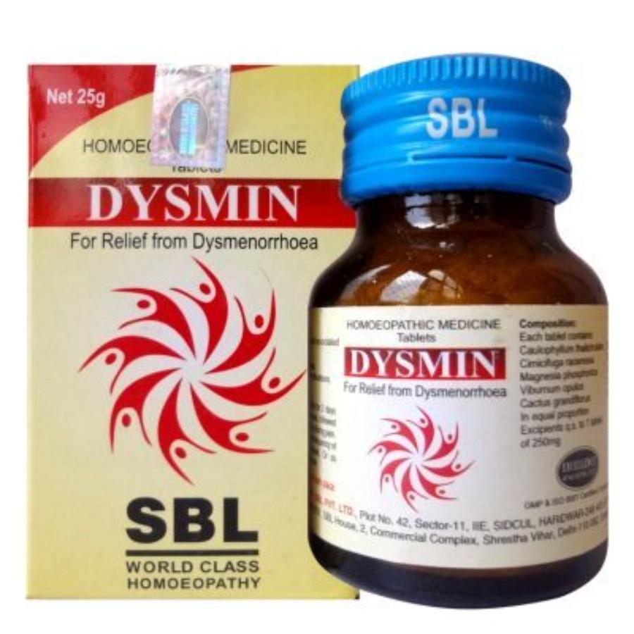 Dysmin Tablets SBL