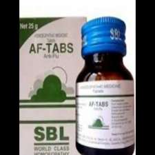 SBL Homeopathy AF 200 Tabs Tablets for Influenza, Sinus, Cold