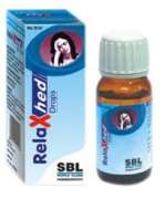 SBL Relaxehed for Migraine and Headache