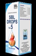 SBL Drops No 5 for cervical spondylosis