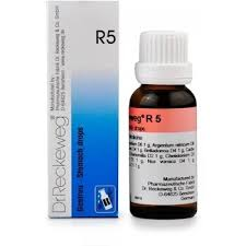 Dr. Reckeweg R5 Stomach and Digestion Drops