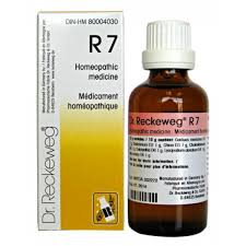 Dr. Reckeweg R7 Liver and Gallbladder Drops