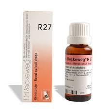 Dr. Reckeweg R27 Renal Calculi Drops