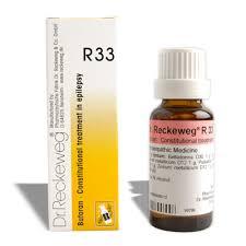 Dr. Reckeweg R33 Convulsions Drops