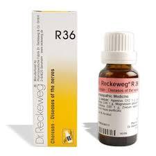 Dr. Reckeweg R36 Nervous Disease