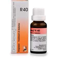 Dr. Reckeweg R40 Diabetes Drops
