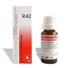 Dr. Reckeweg R42 Varicose Veins