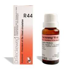 Dr. Reckeweg R44 Disorders of the Blood Circulation
