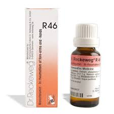 Dr. Reckeweg R46 Arthritis of fore-arms and hands