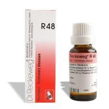 Dr. Reckeweg R48 Pulmonary Respiratory Diseases