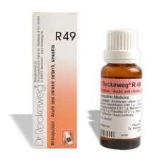 Dr. Reckeweg R49 Sinus Drops
