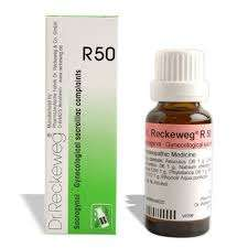 Dr. Reckeweg R50 Gynae Sacroiliac complaints