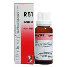 Dr. Reckeweg R51 Thyroid-Hyper Drops