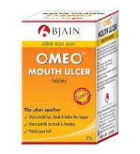 BJAIN Omeo Ulcer Tablets