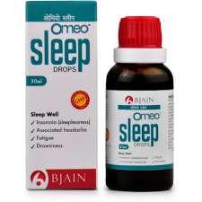 BJAIN OMEO Sleep Drops