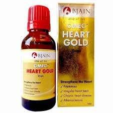 BJain Omeo Heart Gold drops