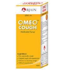 BJAIN Omeo Cough Medicated Syrup