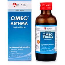BJAIN Omeo Asthma Medicated Syrup