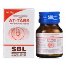AT-TABS for trauma, injury and sprain