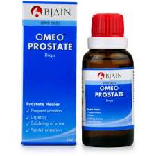 Bjain omeo Prostate Drop homeopathy medicine for prostate enlargement