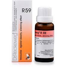 Dr. Reckeweg R59 Weight Loss Drops