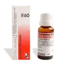 Dr. Reckeweg R60 Blood Purifier Drops