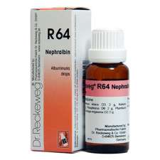 Dr. Reckeweg R64 Excessive protein in urine Drops