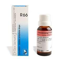Dr. Reckeweg R66 Irregular Heart Beat Drops