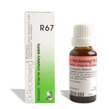 Dr. Reckeweg R67 Heart Circulatory Debility Drops