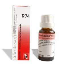 Dr. Reckeweg R74 Bed Wetting Drops