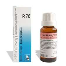 Dr. Reckeweg R78 Eye care Drops for drinking