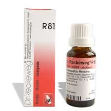 Dr. Reckeweg R81 Analgesic (painkiller) drops
