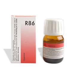 Dr. Reckeweg R86 Low Blood Sugar Drops
