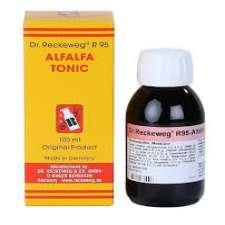 Dr. Reckeweg Alfalfa General Tonic- Energizes vital functions