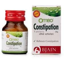 Bjain Omeo Constipation