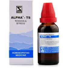 Schwabe Alpha TS Drops for Tension, Stress, Sleep disturbances