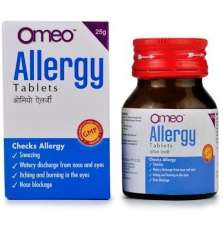 BJain Omeo Allergy Tablets for Nasal Allergy