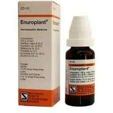 Dr Willmar Schwabe Germany Enuroplant Drops