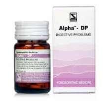 Schwabe Alpha DP Tablets for Gastro Intestinal Disorders Nausea Diarrhea