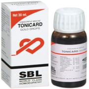 TONICARD SBL Heart Gold Drops