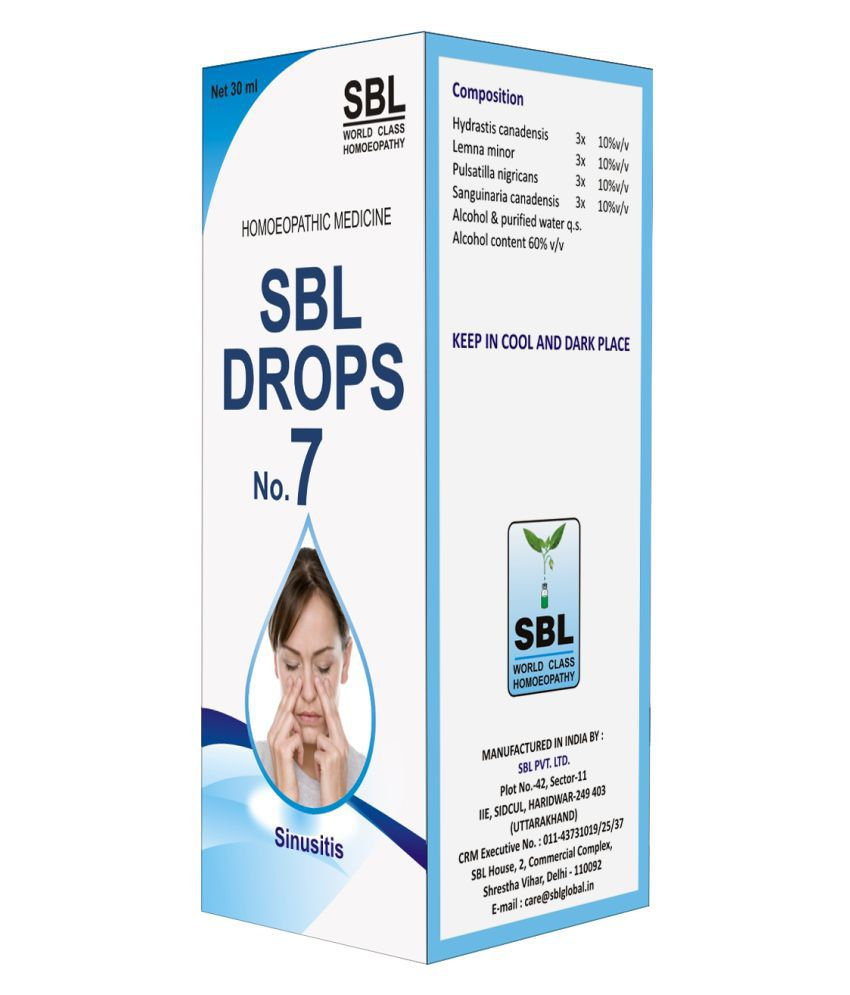 Sbl Drops No 7