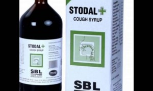 Stodal cough syrup SBL