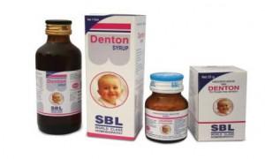 SBL homeopathy medicine for teething DENTON