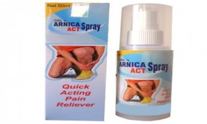 Arnica Act Spray Pain Relief SBL