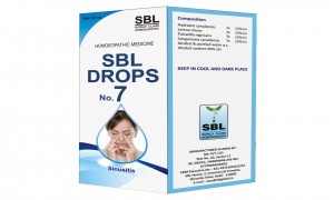SBL DROPS No. 7