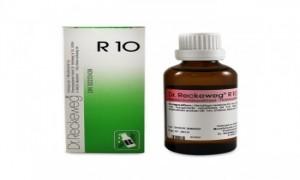 Dr. Reckeweg R10 Irregular Menstruation drops